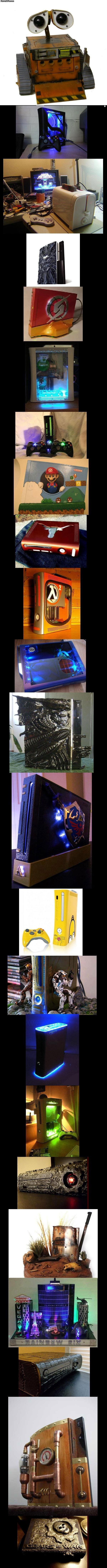 L'univers des Geeks - Page 7 Game_console_tuning