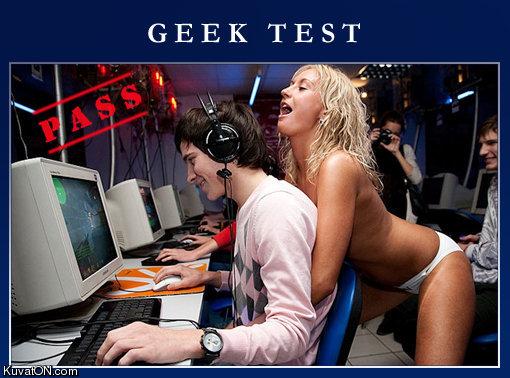 geek tests