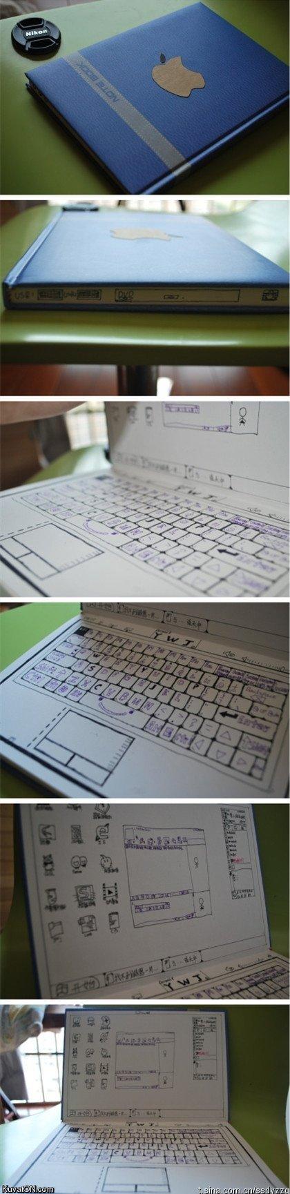 L'univers des Geeks - Page 3 Mac_notebook