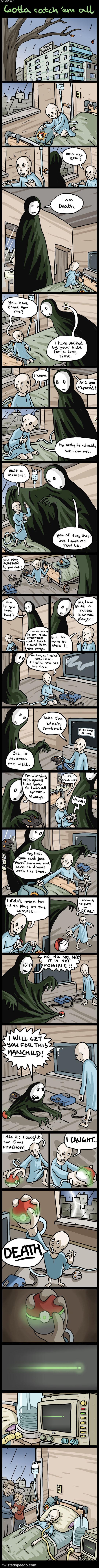 L'univers des Geeks - Page 2 Pokemon_comic