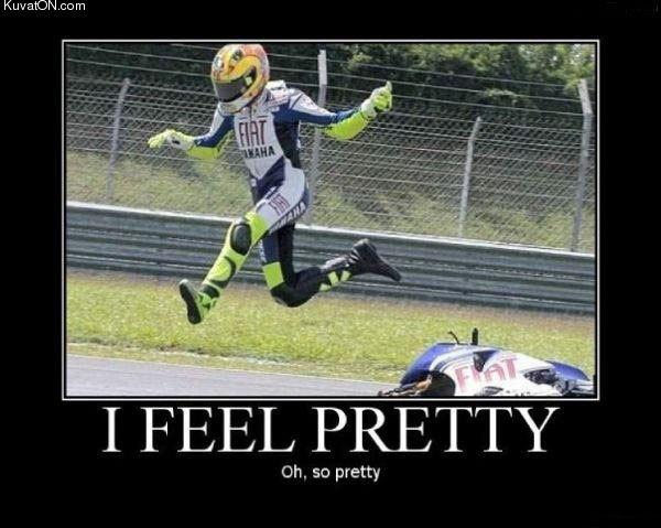 funny pictures Pretty_biker