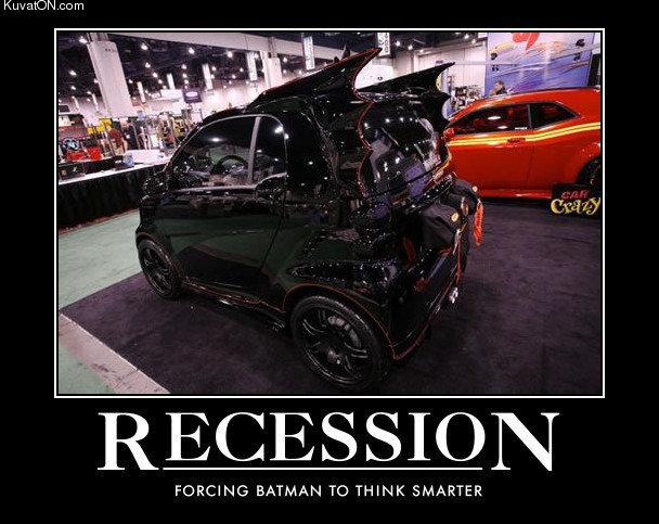 L'univers des Geeks - Page 3 Recession_batmobile