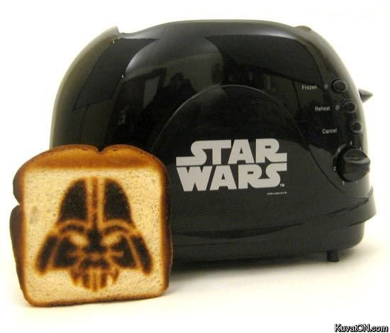 L'univers des Geeks - Page 2 Star_wars_toaster